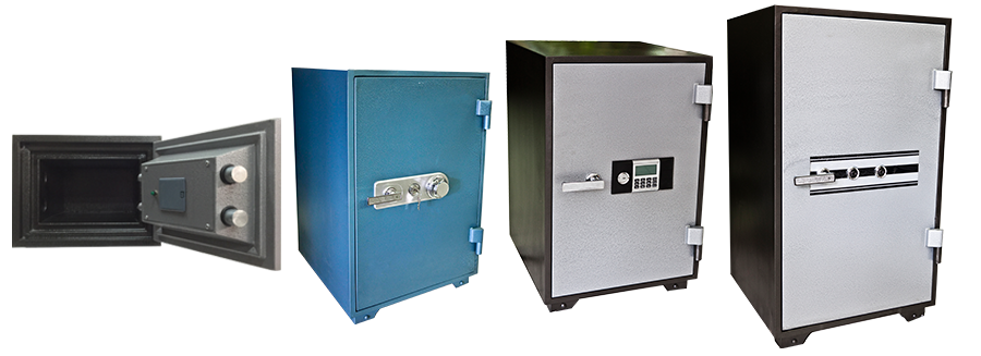 Safes D · Sketchpg5a. SECURITY CABINETS